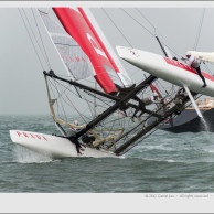 America's Cup World Series – San Francisco (2), qualifiers