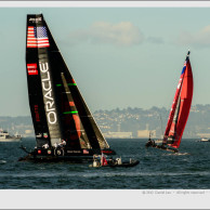 America's Cup World Series – San Francisco (2), day 3
