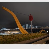 Cubic's Span with The Bay Lights