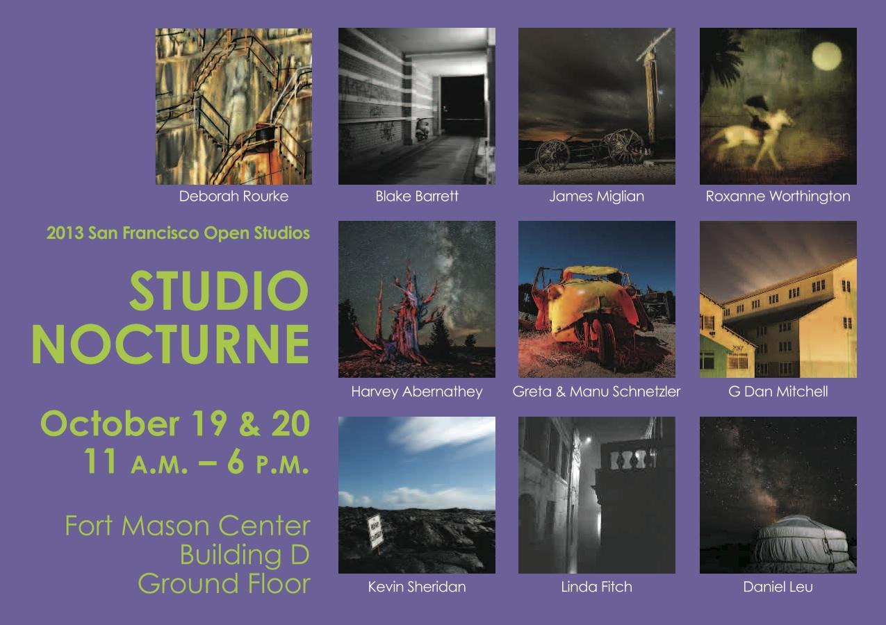2013 San Francisco Open Studios