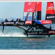 America's Cup Training – 7/17/2013