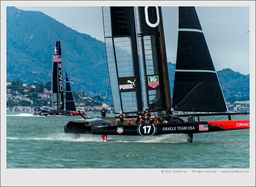 Oracle 1 and 2 foiling
