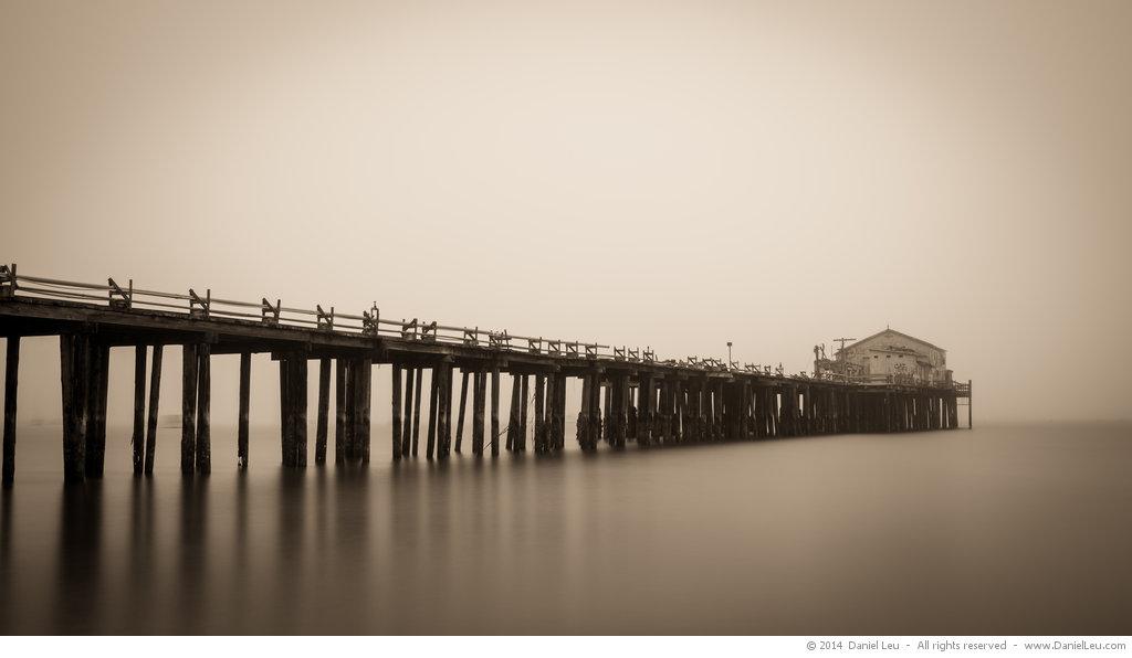 Pillar point harbor fishing pier daniel leu photography for Half moon bay pier fishing