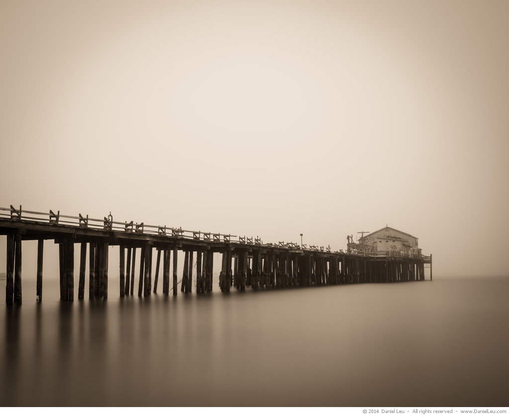 Pillar Point Harbor Fishing Pier #1