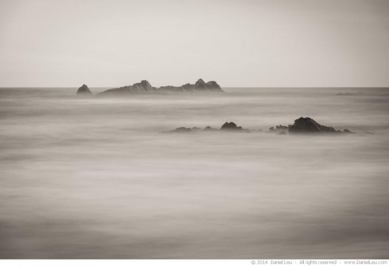 Rock at the ocean 2