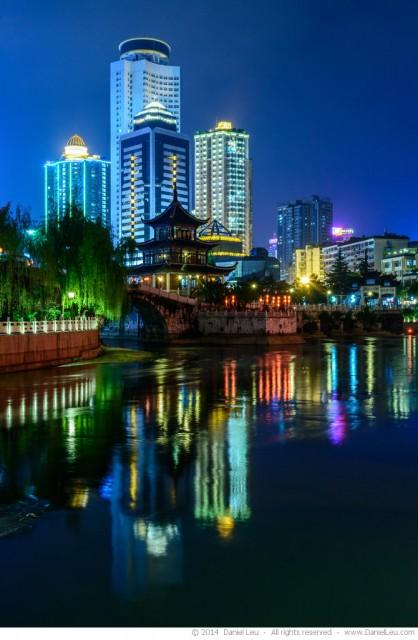 Jiaxiu Pavilion Guiyang China Daniel Leu Photography