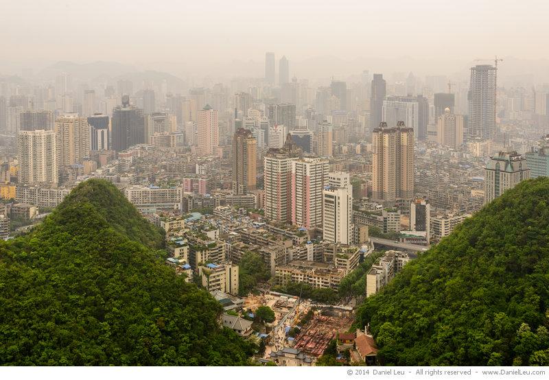 Highrises in Guiyang