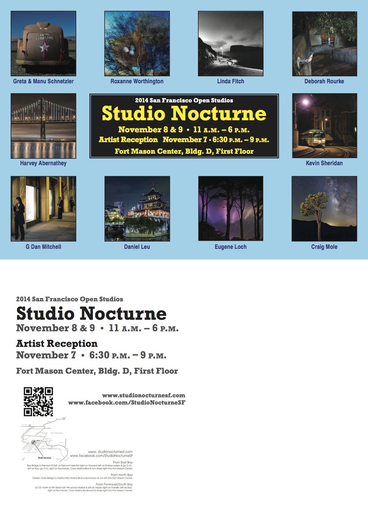 2014 San Francisco Open Studios