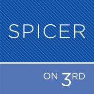 Spicer on 3rd