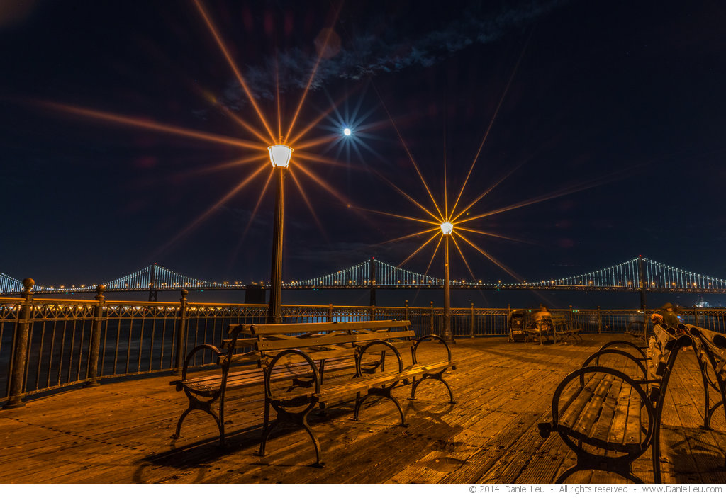 Starry Sky at Pier 7