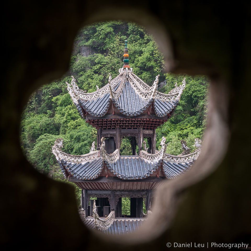 Zhusheng Qiao Pavilion