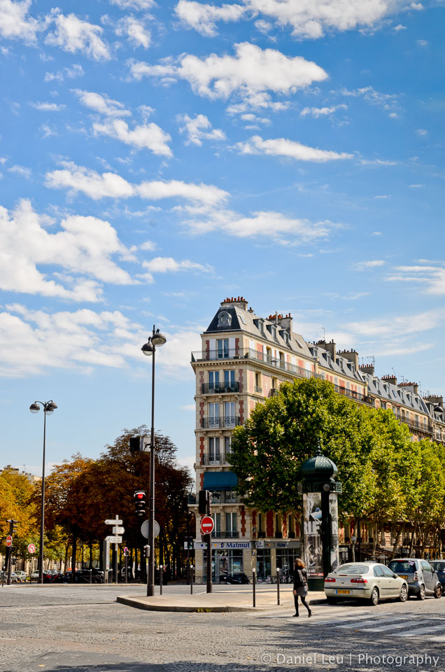 Place Denfert-Rochereau, Paris