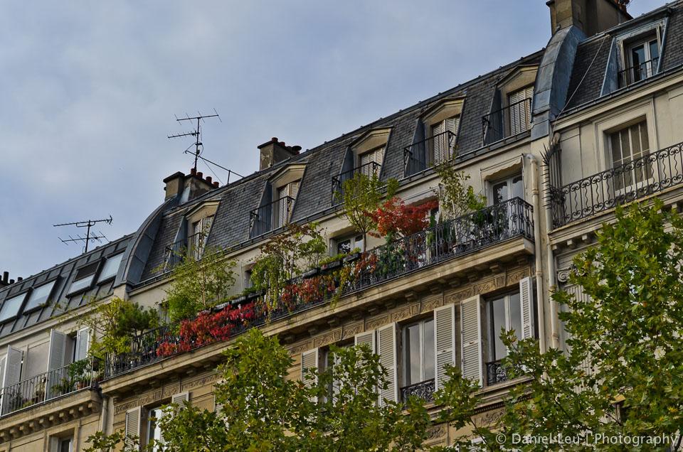 Terasse, Paris