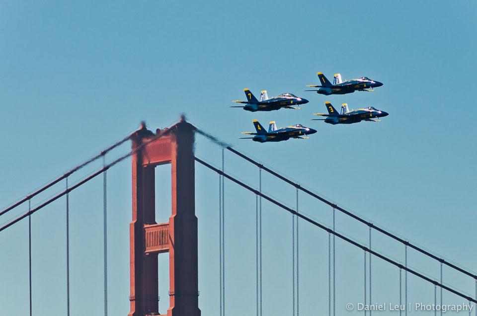 Blue Angels – SF Fleet Week 2011