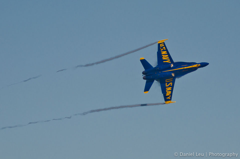 Blue Angels – SF Fleet Week 2011