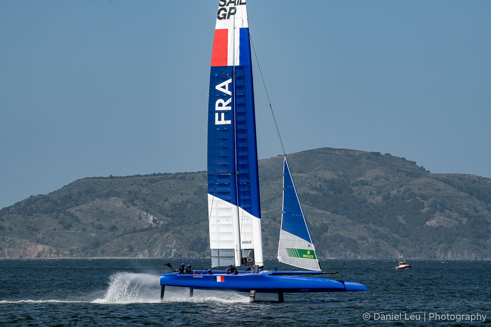 Sail GP SF – Training Session 4/29/2019