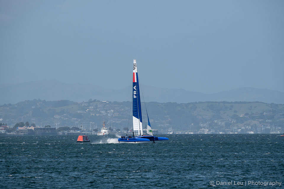 Sail GP SF – Training Session 4/30/2019