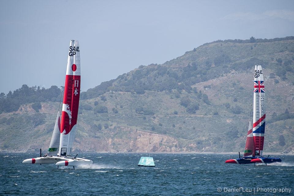 Sail GP SF – Training Session 4/30/2019