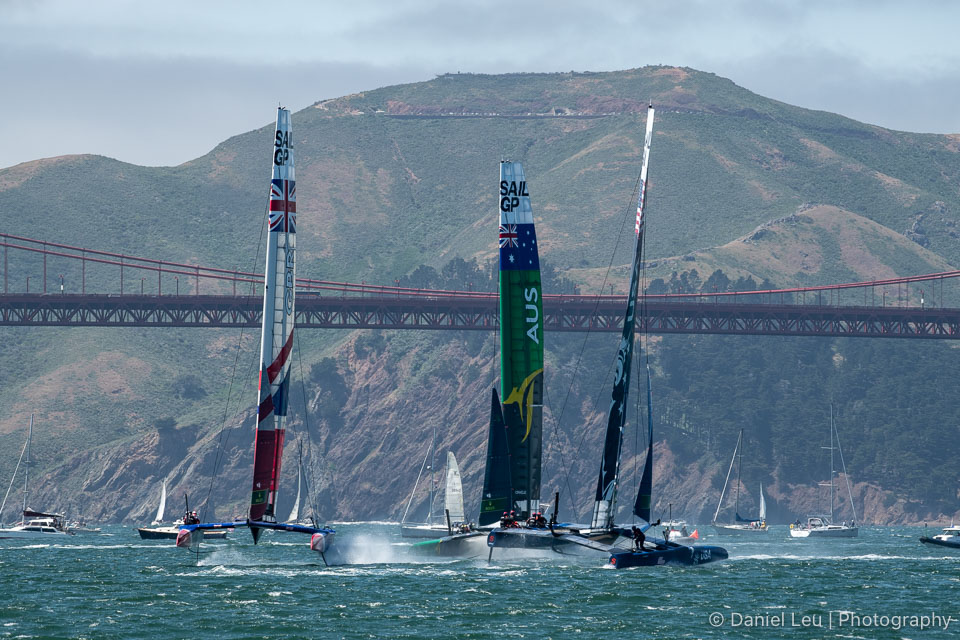 Sail GP SF – Race Day 1, 5/4/2019